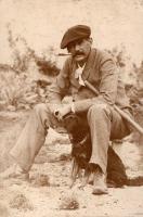 Pérez Galdós en Tafira (1894)