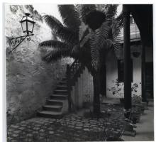 Casa-Museo Pérez Galdós - Patio de la cica, 2