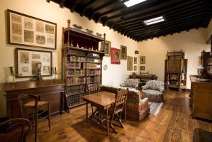 Casa-Museo Pérez Galdós - Sala San Quintín 1