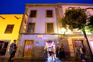 Casa-Museo Pérez Galdós Fachada 1
